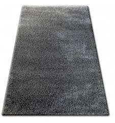 Ковер SHAGGY NARIN P901 60x100 см серый