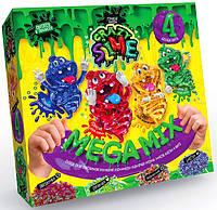"""Набор для проведения опытов """"Crazy Slime Mega Mix"""", лизун слайм"""
