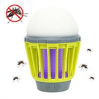 Антимоскитная лампа от комаров с USB