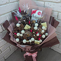 "Букет из конфет ""Супер Шоколад"""