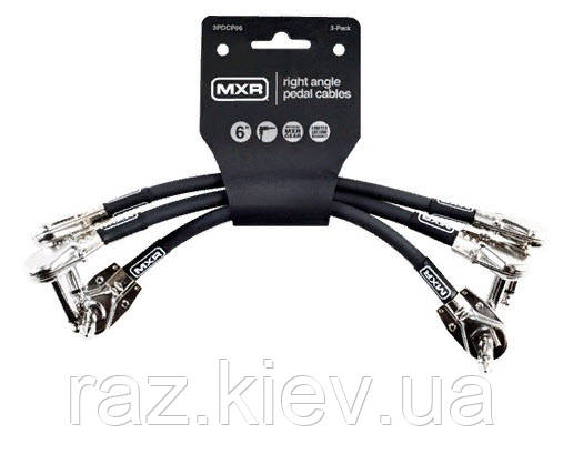 DUNLOP 3PDCP06 MXR PATCH CABLE Інструментальний патч-кабель