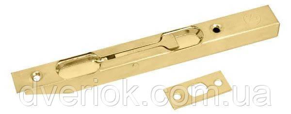 Шпингалет LX 140мм Золото