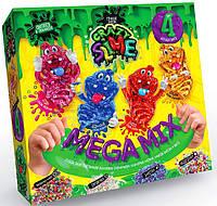 Набор для проведения опытов Crazy Slime Mega Mix лизун