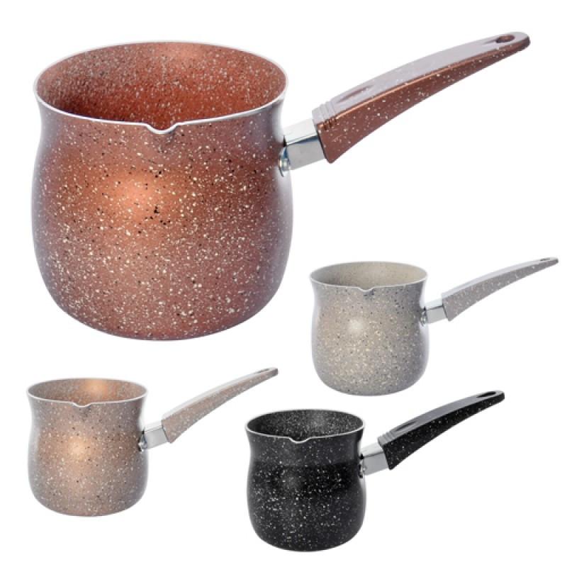 Турка - кофеварка, с антипригарным покрытием, 10239