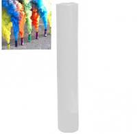 Цветной дым для фотосессий белый ДК-60 (дымовая шашка). Время работы 60 сек.