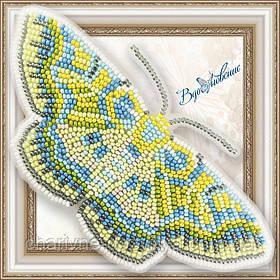 """Набор для вышивки бисером """"Бабочка LOTAPHORA IRIDICOLOR"""""""