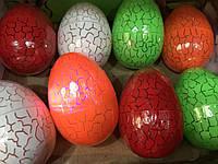 Светящийся слайм в яйце
