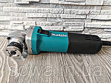 ✔️ Болгарка Макита. Makita - 9558HN  ( 840 Вт, 11000 об/мин ), фото 2