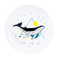 Тарелка обеденная Papadesign Кит 25 см