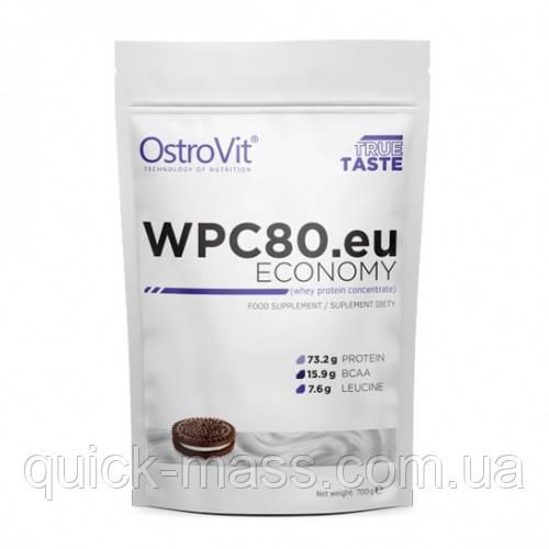 Протеїн Ostrovit Economy WPC80 700g