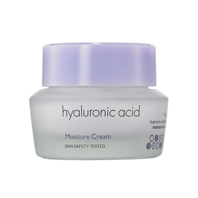 Крем для лица c гиалуроновой кислотой It's Skin Hyaluronic Acid Moisture Cream, 50 мл