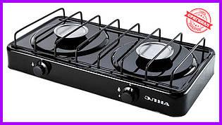 2-комфорочная газовая плита Элна-01ПА