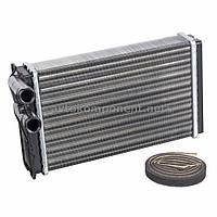 Радиатор отопителя AUDI80/90/A4 / Volkswagen PASSAT5 (производство FEBI) (арт. 14741), ACHZX