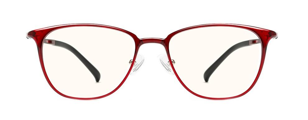 Очки компьютерные Xiaomi Turok Steinhardt Computer Glasses Red (FU009-0621)