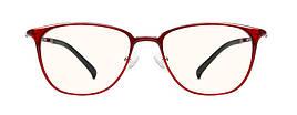 Окуляри комп'ютерні Xiaomi Turok Steinhardt Computer Glasses Red (FU009-0621)