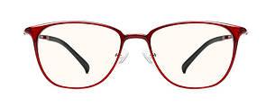 Очки компьютерные Xiaomi Turok Steinhardt Computer Glasses Red (FU009-0621), фото 2