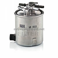 Фильтр топливный (производство MANN) (арт. WK9008), ADHZX