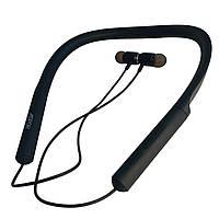 Спортивные блютуз наушники Bluetooth Aspor A638S. Черный