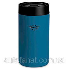 Оригинальная термокружка MINI Travel Mug, Island/Black (80282460910)
