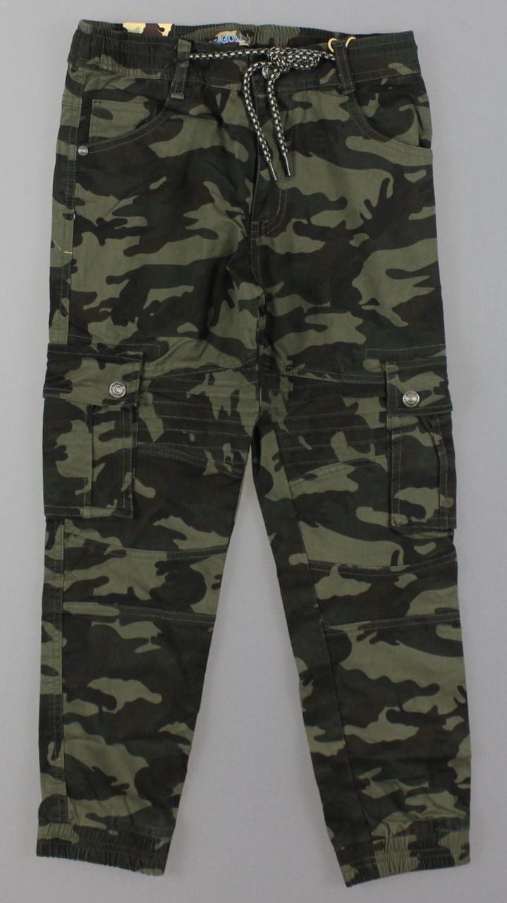 {есть:116} Котоновые брюки для мальчиков Seagull, Артикул: CSQ52294 [116]