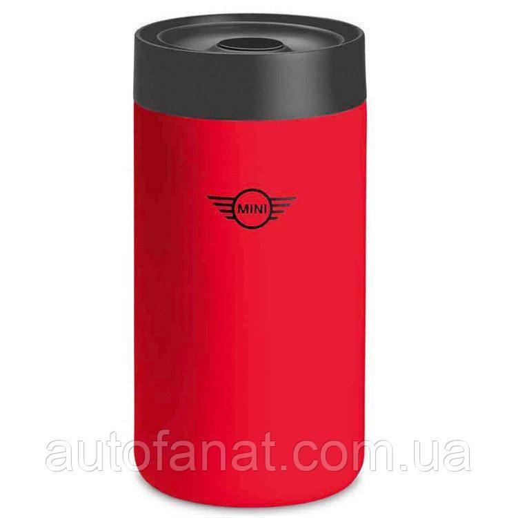 Оригинальная термокружка MINI Travel Mug, Coral Grey (80282460909)