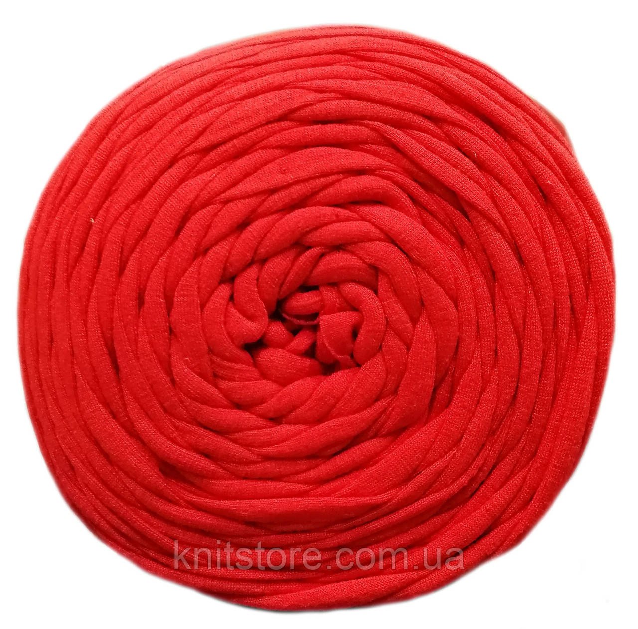 Трикотажная пряжа Therapy T-shirt Yarn L-Size Красный
