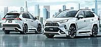 Спойлерной комплект TRD Toyota Rav 4 2019+