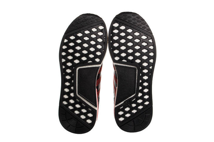 Жіночі кросівки Venmx 38 red bl, фото 2
