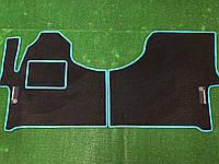 Автомобильные коврики из ковролина на MERCEDES SPRINTER 2
