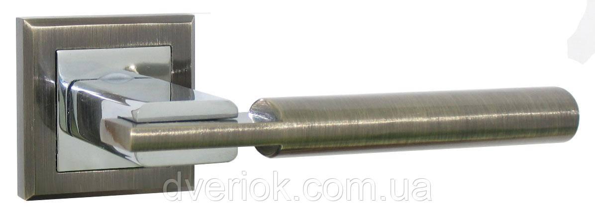 Ручки дверные USK Z-60042 AB/BN