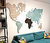 Карта з фанери на стіну, фото 6