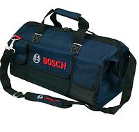 Большая сумка для инструментов с плечевым ремнем BOSCH Professional., фото 1
