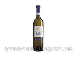 """Вино белое """" Giulio Pasotti Soave """" DOC 0.75 l"""