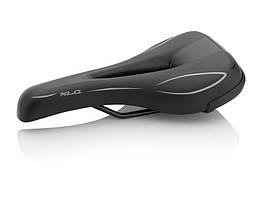 Седло для велосипеда XLC SA-А26 MTB All Season, унисекс, 270x135мм, черное