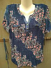 Блуза женская размер 50-52-54-56-58-60