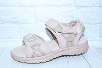 Легкі спортивні босоніжки для дівчинки тм Tom.m, р. 30, фото 1