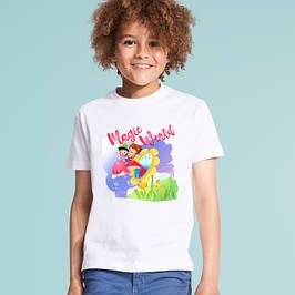 Дитячі футболки з принтами