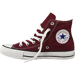 Кеды Converse All Stars Bordeaux High M9613 (бордовые)