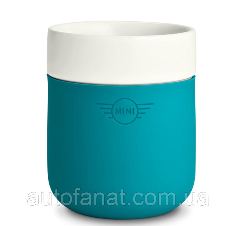Оригинальная чашка MINI Cup White/Aqua (80282445696)