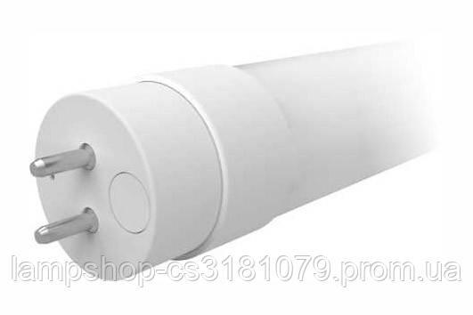 Лампа светодиодная трубчатая LT-48 10W G13 6500K алюм. корп. A-LT-0422