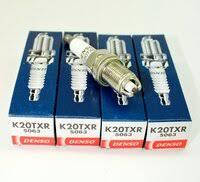 Свічка запалювання DENSO K20TXR (комплект)