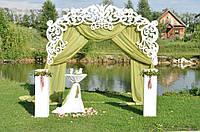 Арки свадебные из пенопласта/полистерола