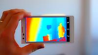 Google с Qualcomm разрабатывает новый прототип смартфона Project Tango