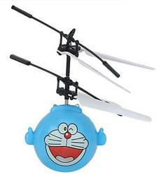 Летающий мяч шар Mini Flyer Heros Doraemon