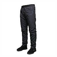 Мужские брюки плащевка Большого Размера (Батал) пр-во Турция  тм. FM Textile AM890G