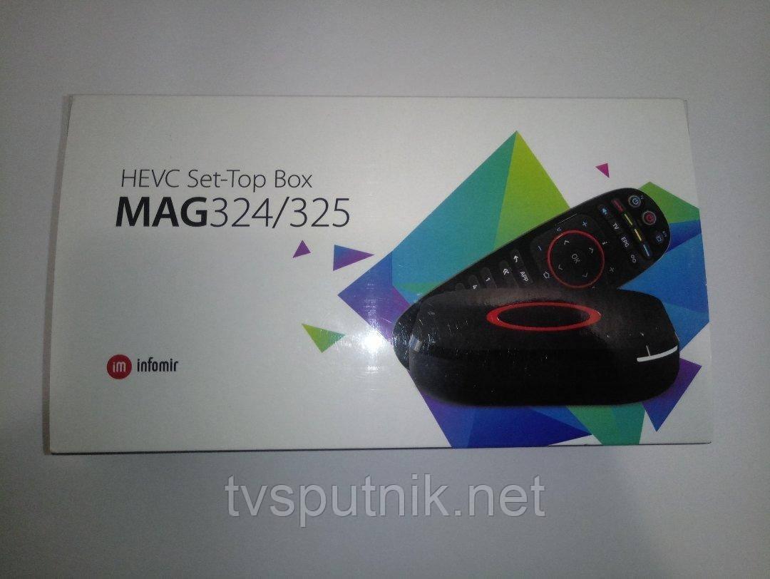 Приставка IPTV MAG 324 (Оперативная память:1 Гб)