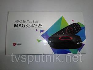 Приставка IPTV MAG 324 (Оперативная память:1 Гб), фото 2