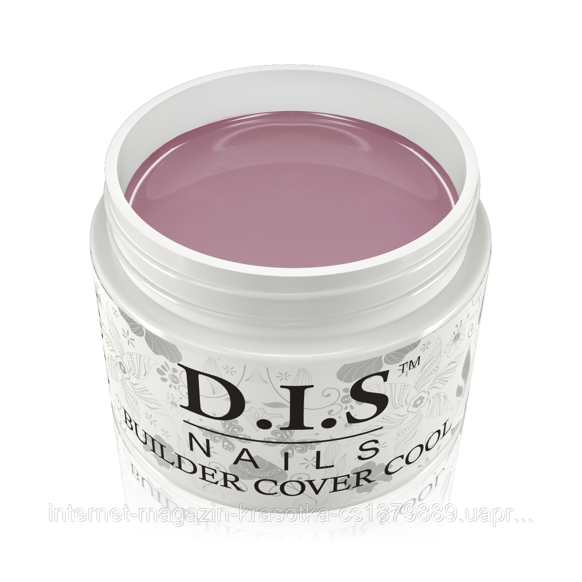 Гель D. I. S. nails BUILDER COOL COVER 30 ml