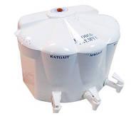 Бытовой фильтр комплексной очистки воды Эковод-6 Жемчуг с блоком .
