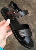Шок! Levis летние кожаные сандалии  босоножки Левис